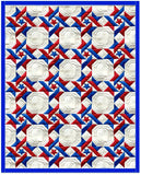 Oh My Stars Digital Quilt Pattern