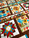 Sonoran Trail Quilt Paper Pattern