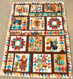 Sonoran Trail Quilt Pattern (Print-at-Home Digital Pattern)