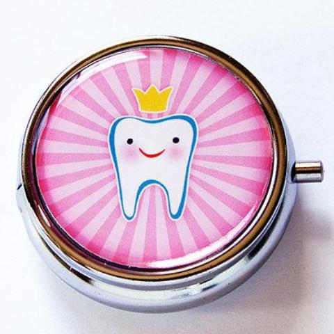 Tooth Fairy Box Pink & Blue - Kelly's Handmade