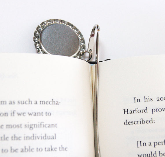 Oh crap I'm Fifty Birthday Bookmark - Kelly's Handmade