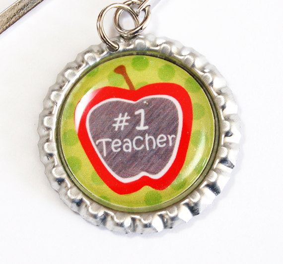 #1 Teacher Bookmark - Kelly's Handmade