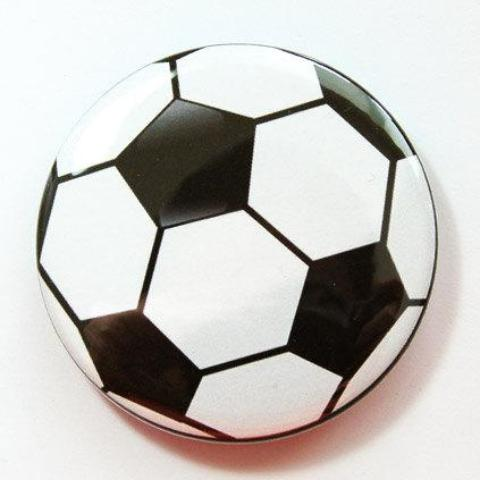 Soccer Ball Bottle Opener - Kelly's Handmade