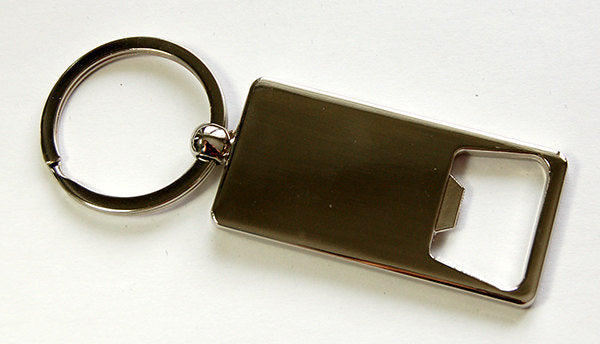 60th Birthday Keychain Bottle Opener - Kelly's Handmade