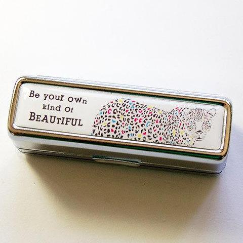 Be Your Own Kind of Beautiful Lipstick Case - Kelly's Handmade
