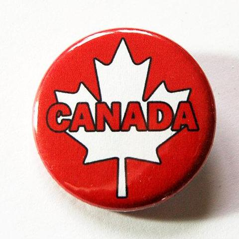 Canada Maple Leaf Pin - Kelly's Handmade