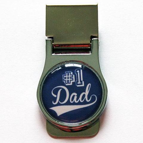 # 1 Dad Money Clip - Kelly's Handmade