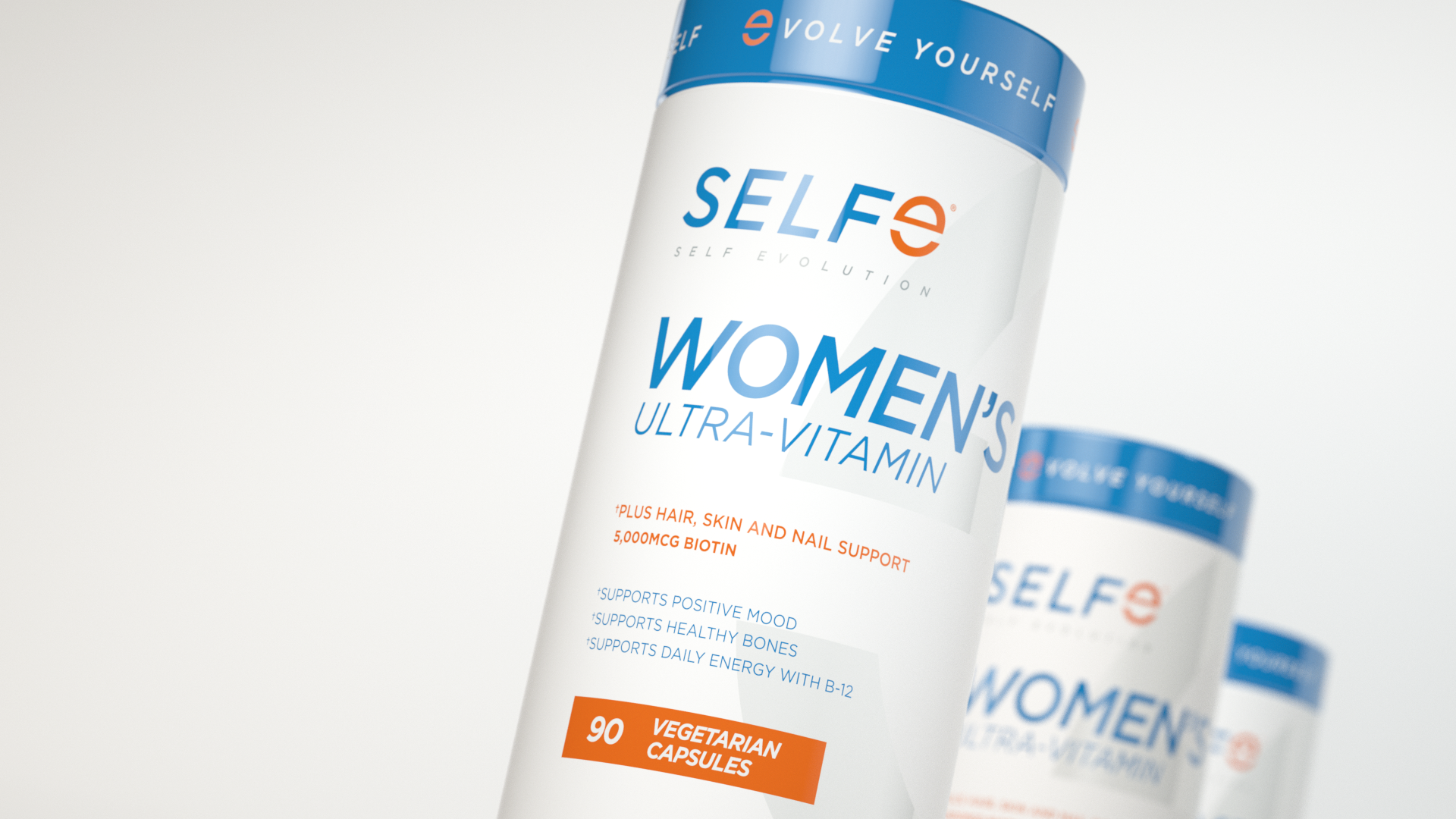 Fit, Relaxed, In Control, With SELFe Women's Ultra – Vitamin