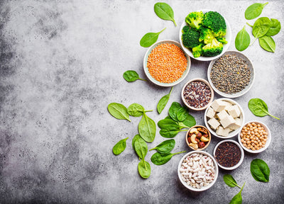 Going Green: The Benefits of Plant vs Dairy Proteins