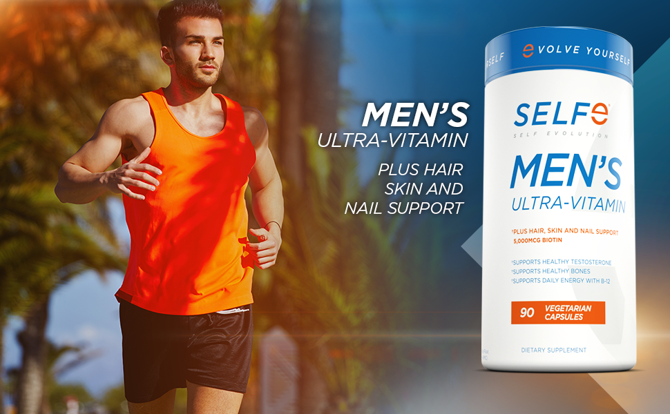 Men's Ultra-Vitamin