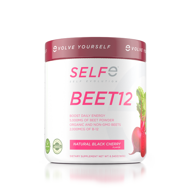 BEET12 - Organic Beet Powder + B-12 - 30srv. 1-Month Supply