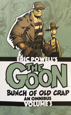 The Goon Bunch of Old Crap an Omnibus Vol 3