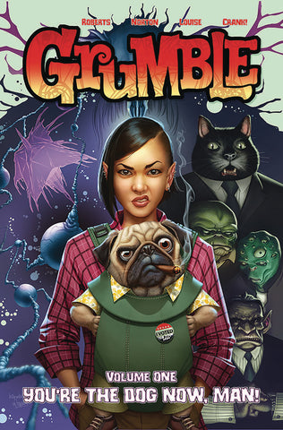 "GRUMBLE TPB VOL 1 ""You're the Dog Now, Man!"""
