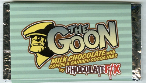 THE GOON 20th Anniversary Chocolate F/X Bar