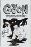 The Goon #1 Sketch Cover Edition Albatross (2002)