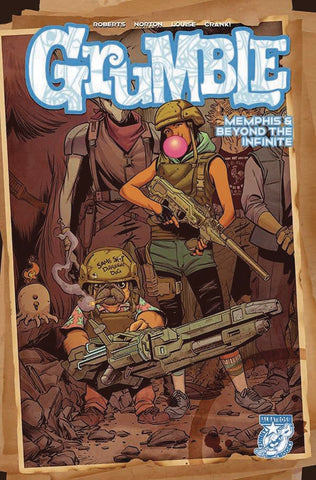 GRUMBLE: Memphis & Beyond the Infinite #2