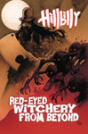 Hillbilly TPB VOL 4 Red-Eyed Witchery From Beyond