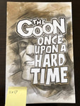 THE GOON : Once Upon a Hard Time #1 cover (Dark Horse 2015)