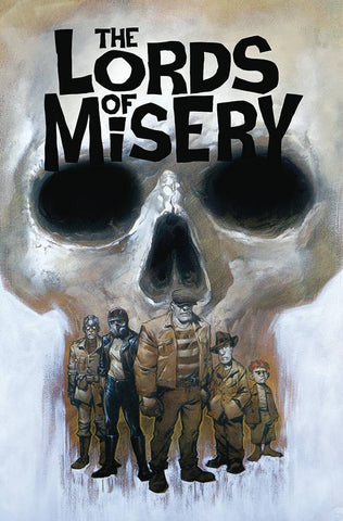THE LORDS OF MISERY (GN)
