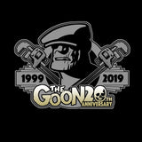 THE GOON 20th Anniversary official TOUR Black T-Shirt