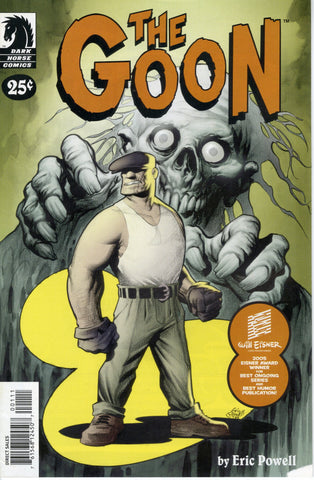 The Goon 25¢ Edition