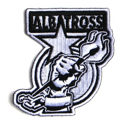 Team Albatross Embroidered Patch
