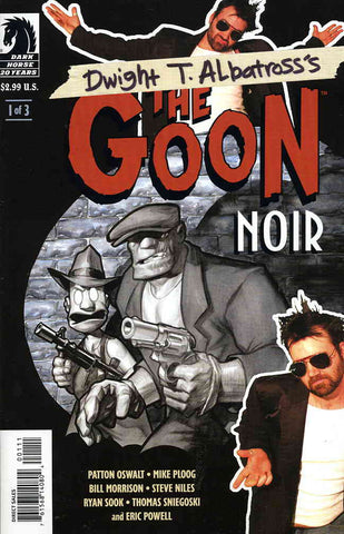 The Goon Noir #1 of 3