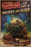 "The Goon ""For Want of Whiskey and Blood"" Promo Linticular 3-D"