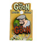 RARE! Limited Edition Trading Pin- THE GOON (Double layer)