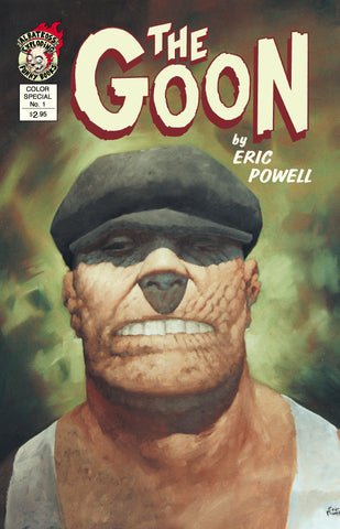 The Goon Albatross Color Special #1 (2002)