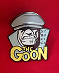 Team Goon SDCC Pin