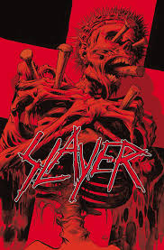 Slayer SDCC T-shirt