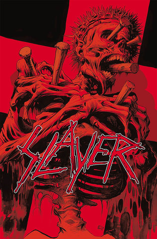 San Diego Comic Con Slayer Poster