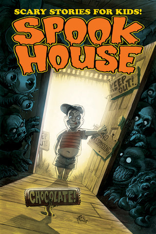 Spook House TPB VOL 1
