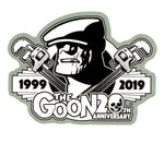 The Goon 20th Anniversary sticker