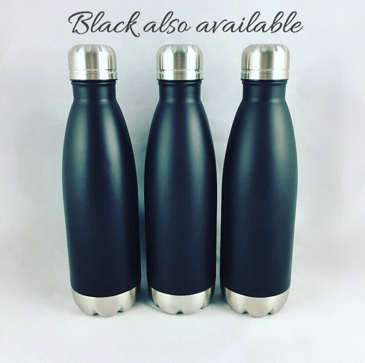 8e2f266e16 ... Bridesmaid Gift Swell Bottle Stainless Steel, Personalized Water bottle  Christmas Gift Thermal Bridal Party Gift ...