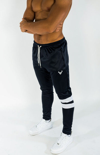 Cerus Black Element Jogging Bottoms-Cerus
