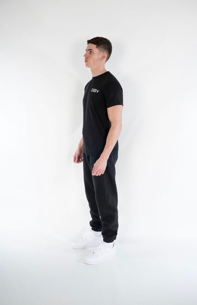 Cerus Black Legacy Sweatpants