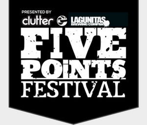 JUNE 2ND + 3RD / FIVE POINTS FESTIVAL