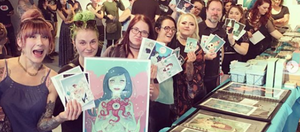 TARA MCPHERSON POP UP AT LIFE IS BEAUTIFUL / LAS VEGAS, NEVADA