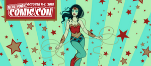 NEW YORK COMIC CON / OCTOBER 4TH-7TH / NEW YORK, NY