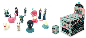 STELLAR DREAM SCOUTS RELEASE / OCTOBER 12TH / KIDROBOT.COM