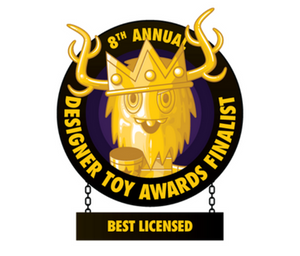 JUNE 1ST 2018 / THE DESIGNER TOY AWARDS