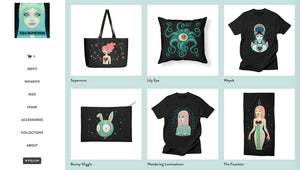 Threadless Artist Shop