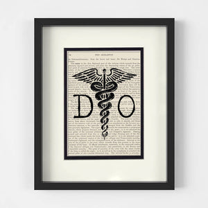 DO Doctor of Osteopathy