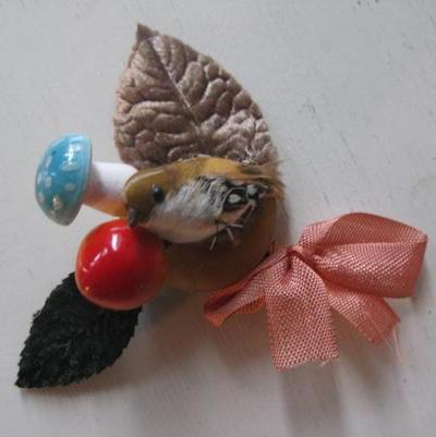 Millinery Brooches