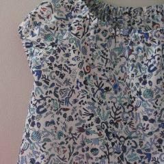 Liberty of London Top: Fairy Dust- Size 2-3
