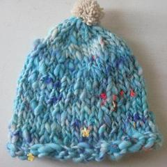 Like a Mermaid: Winter Hat, ages 3-8