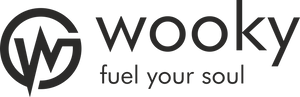 wooky - fuel your soul / premium earphones with high-quality sound