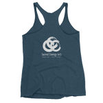 SEA Rings Women's Racerback Tank (Print on Back)